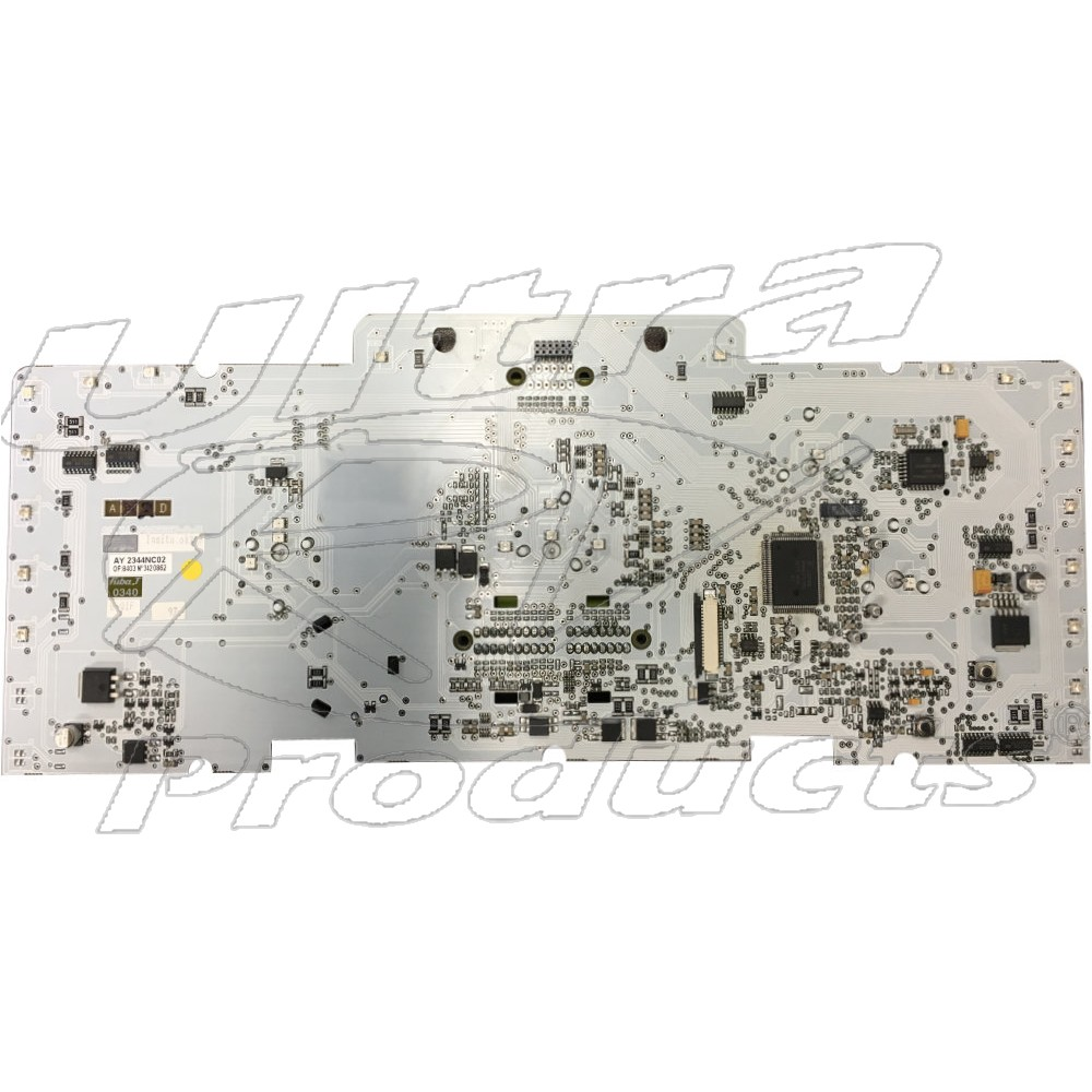 105297BR - Workhorse Actia Instrument Cluster Main Board Repair Service