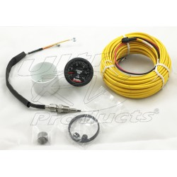 64009 - Banks Power Exhaust Gas Temperature Gauge Kit For Diesel Pushers