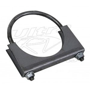 "U-4  -  4"" Exhaust U-Clamp"