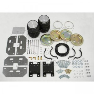 HP10089 - PacBrake Air Suspension Kit '03-'10 Dodge 2500/3500 2wd