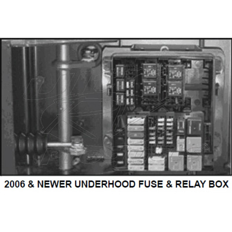 06 and newer fuse box 800x800_0 13886538 2006 w series fuse relay box cover workhorse parts workhorse fuse box at aneh.co