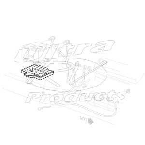 15600484  -  Tray Asm - Battery