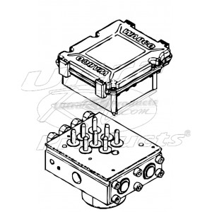 S4008508660 - ABS Control Modulator Assembly
