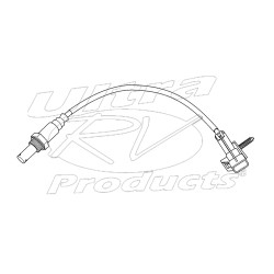 12583804 - Heated Oxygen Sensor Asm