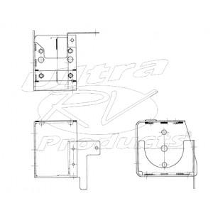 15961610  -  Park Brk Actuator Bracket