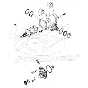 W0009476  -  Gear Asm - Steering