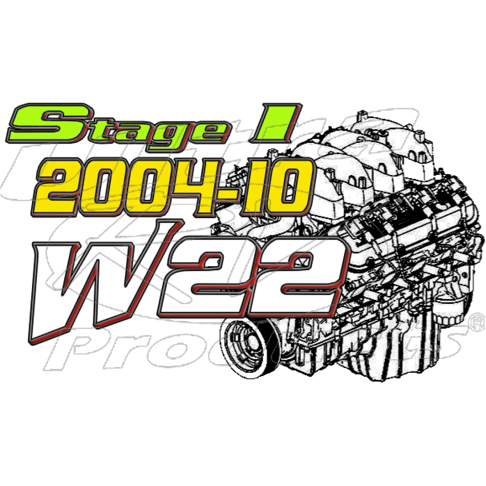 Stage 1  -  Workhorse W22 2004-2010 Performance Package