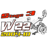 Stage 3  -  2004-2010 Workhorse W22-W24 Handling Kit