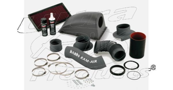 Air Intake Systems >> 49194 Banks Power Ram-air Intake System GM - 8.1l W-series ...