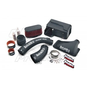 49191 - Banks Power Ram-Air Intake Ford F53 V10 Class-A (2006-2019)
