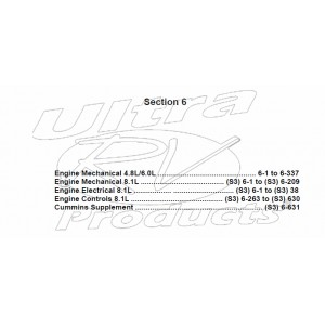 2004-2005 Workhorse Engines Service Manual Download