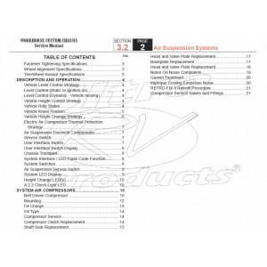 2005-2007 Workhorse LF72 Air Suspension Service Manual Download
