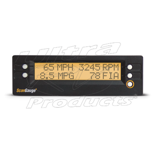 SG2D ScanGaugeD Diesel Vehicle Monitor