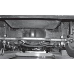 1109-157 Roadmaster Chevrolet C4500/5500 Kodiak Auxiliary Rear