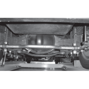 1109-157 Roadmaster Chevrolet C4500/5500 Kodiak Auxiliary Rear