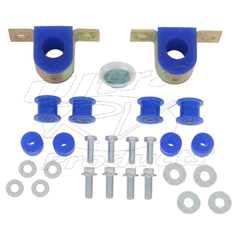 4139-300 Factory Rear Anti-sway Bar Poly Bushing Kit For Ford F53 1-3/8