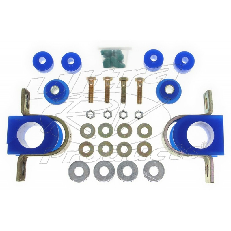 4139-127 Factory Front Anti-sway Bar Poly Bushing Kit For Ford F53 1-5/8