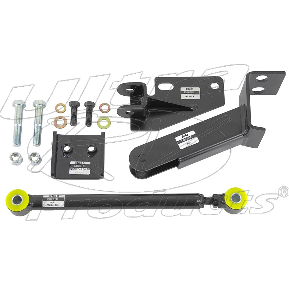 TRAC C45 - Front TruTrac Rod for Chevrolet Kodiak C4500-5500 (Gas Only)