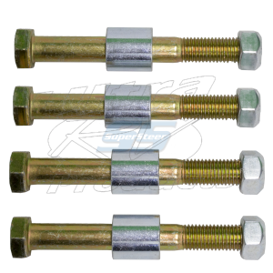 SS2022R - Ford F53 Rear Quad Shock Bolt Kit (18K-22K GVW)