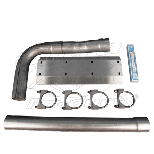 SS300TP - Chevy/Workhorse P30/P32 Tail Pipe Relocation Kit