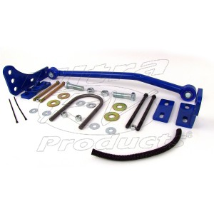 SS625 - Chevy 1500/2500/3500 Pickup C-Channel Frame Supersteer Rear Trac Bar