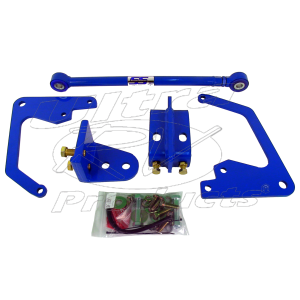 SS401 - Ford F53 V10 & V8 (20-22K GVWR) / Kodiak C4500/C5500 (18-22K GVWR) SuperSteer Rear Trac Bar