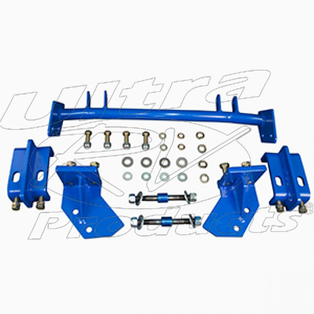 SS350 - Supersteer Rear Quad Shock Kit for P-Series Chassis
