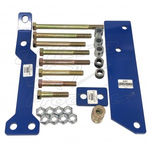SS2022F - Ford F53 Front Quad Shock Kit (18-22K GVW)
