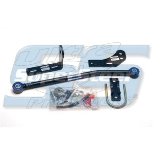SS650 - Chevy Express Van Supersteer Rear Trac Bar
