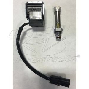 W8001114-US -  J72 Park Brake Pump Solenoid Valve and Coil