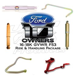 Ford F53 Ride Enhancement Kit (16-18K GVWR)