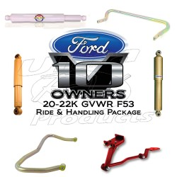 Ford F53 Ride Enhancement Kit (20-22K GVWR)