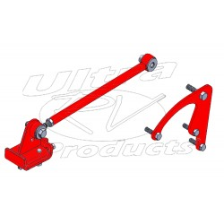 UTF53V1024R - Rear Ultratrac Trac Bar Ford F53 24-26k GVW Chassis