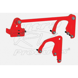 UTF53V10R - Rear Ultratrac Trac Bar Ford F53 20-22K GVW Chassis
