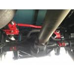 UTF53V8R - Rear UltraTrac Trac Bar Ford F53 14-18K GVW Chassis (Fits V10 & V8)