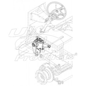 UTSG - Steering Gear Upgrade for 2007+ W20/22/24
