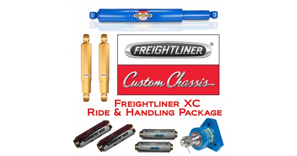 Freightliner Xc Ride Enhancement Kit