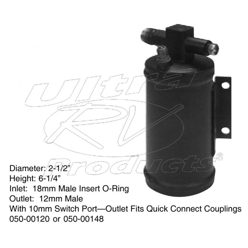 W8000070 Receiver Drier Workhorse Parts