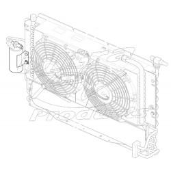 W8000165 - Workhorse Receiver Drier - Workhorse Parts
