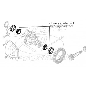 09432585  -  Differential Bearing and Race