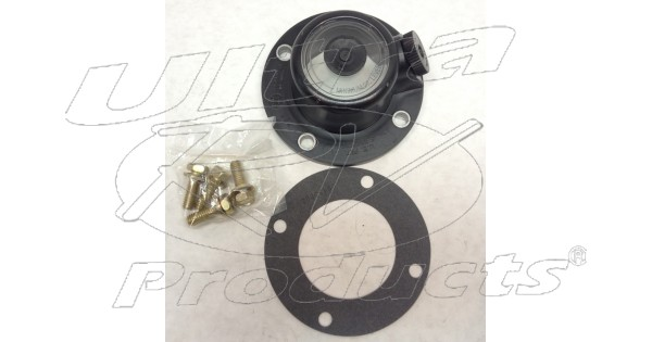 W8000124 Front Axle Hub Cap Asm Includes Gasket