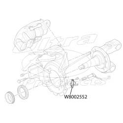 W8001709 - Abs Wheel Speed Sensor - Workhorse Parts