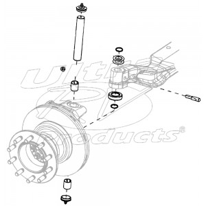 W8007225 - King Pin Replacement Kit