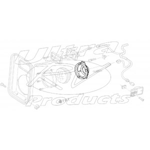 00924535  -  Ring - Headlamp Body Inner Mount