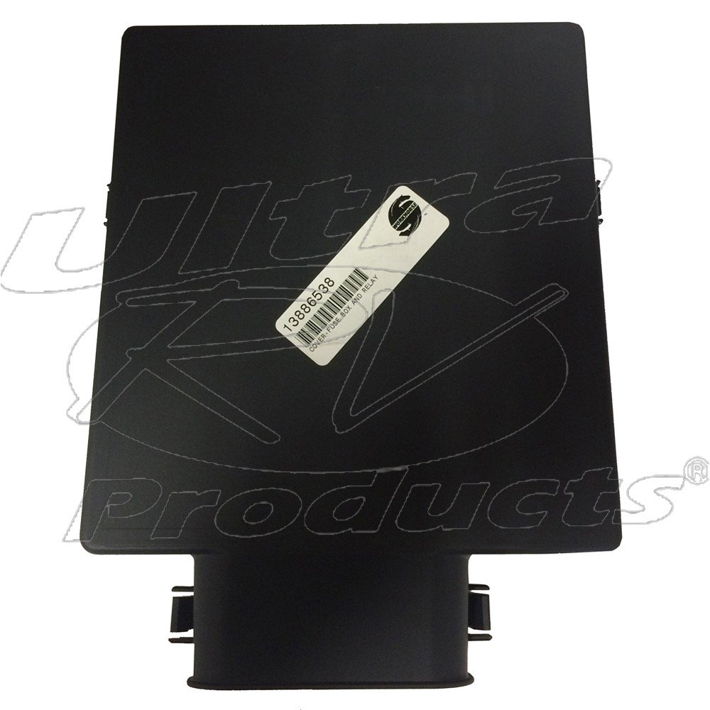 2009 Chevrolet Silverado Instrument Panel Fuse Block And Relay
