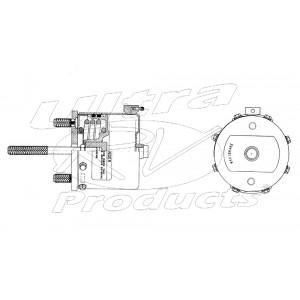 15666379  -  Actuator Asm - Park Brake