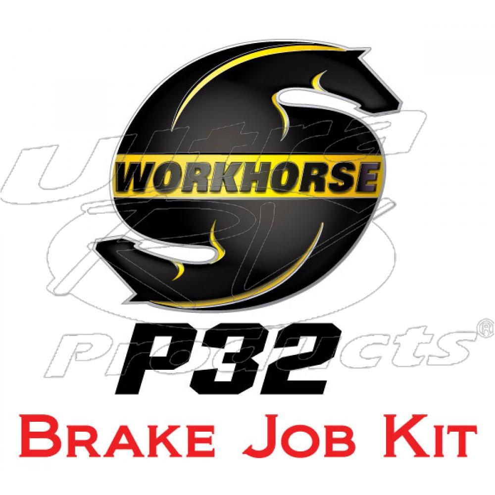 1996-2005 Workhorse/GM P32 Brake Job Kit