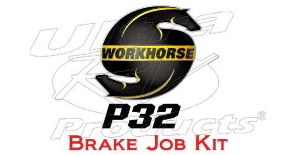 For 1999-2005 Workhorse P32 Brake Pad Set Wagner 27413CD 2002 2003 2004 2000