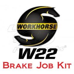 2001-2010 Workhorse W20 & W22 Brake Job Kit