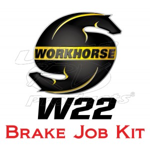 2001-2010 Workhorse W20 & W22 Brake Job Kit